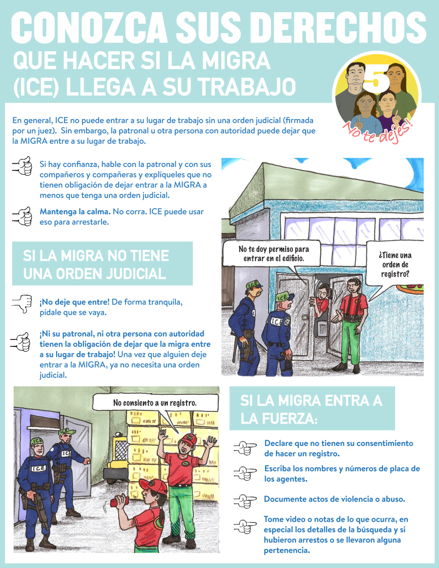5-KYR-What-to-Do-if-Immigration-ICE-Shows-Up-at-Your-Workplace-SPANISH-1