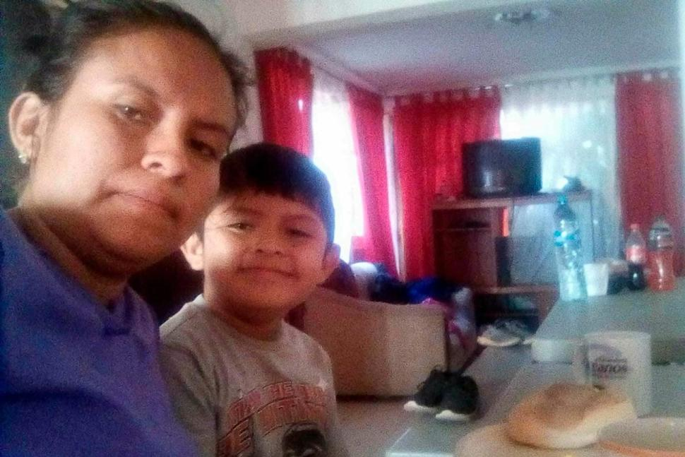 Salvadoran mother is refused release