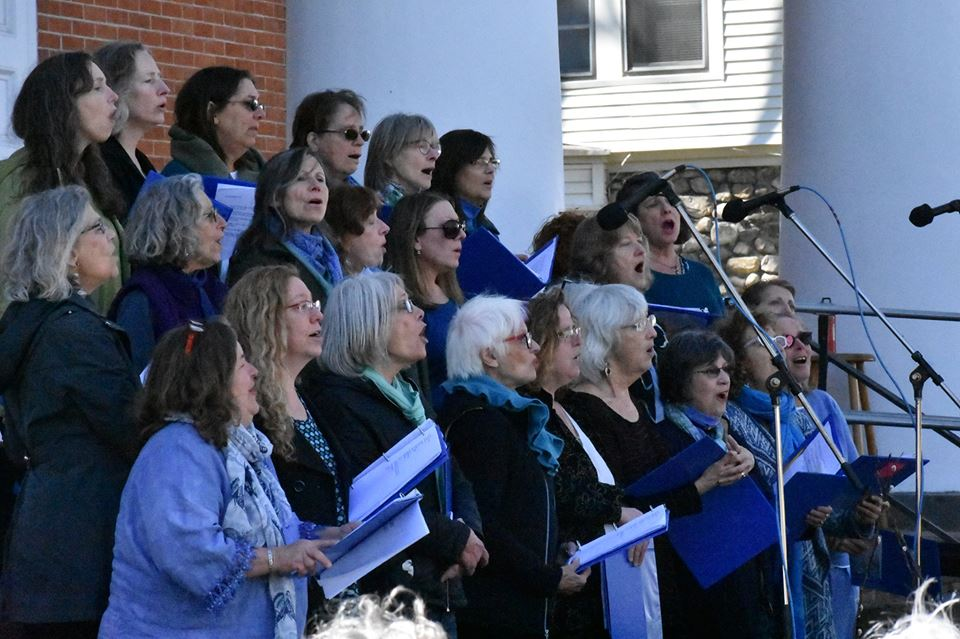 Benefit concert: BLOOM women's voice ensemble